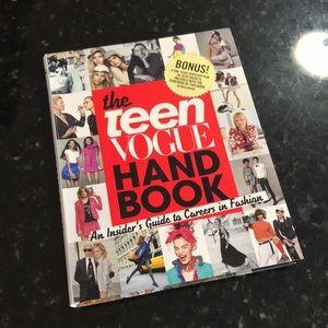 Other - The teen vogue handbook